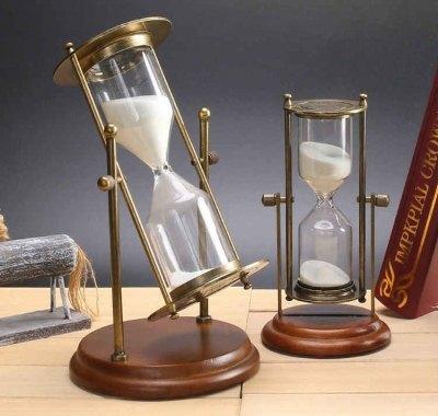 Часы песочные