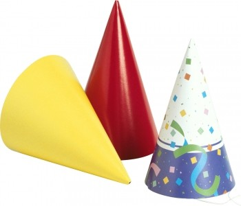 Колпаки, шляпы для праздника