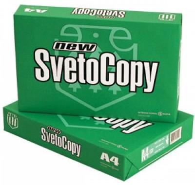 Бумага SvetoCopy А4 500л