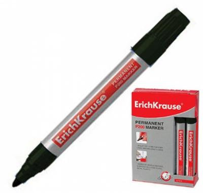 Маркер Erich Krause Р-200 черный 0,8-2,2мм
