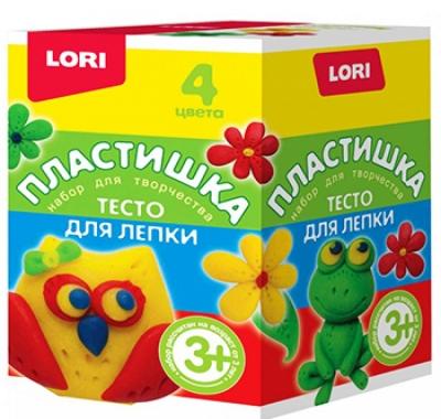 Тесто для лепки Lori Пластишка №14