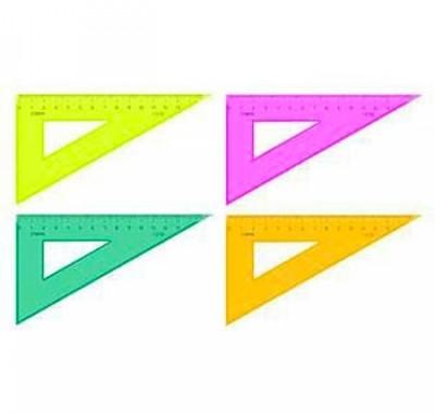 Треугольник Стамм 30*/13см Neon  Cristal. 4цв