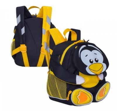 Рюкзак Grizzly 24*29*14см, Пингвин