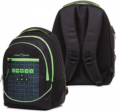 Рюкзак Hatber 30*42*20см, Street Cyber sport