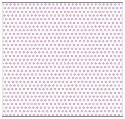 Бумага для скрапбукинга Decola Летний мотив № 3 Сиреневые горошки 5л