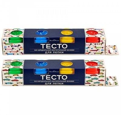 Тесто для лепки Bruno Visconti HappyColor