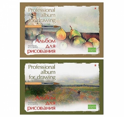 Альбом А5 20л Альт Профессиональная, склейка