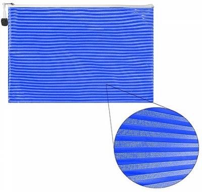 Папка на молнии А4 KWELT Синяя