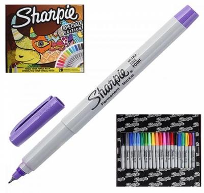 Набор маркеров Sharpie Носорог 28 цветов
