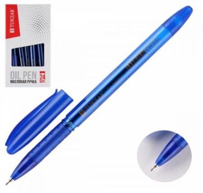 Ручка шариковая Tukzar синяя 0,7мм, чернила на маслянной основе