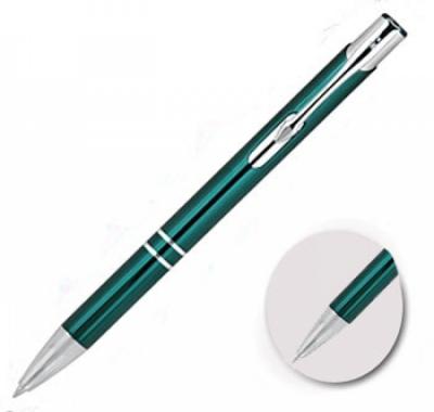 Ручка шариковая GF Signature131 зеленый корпус