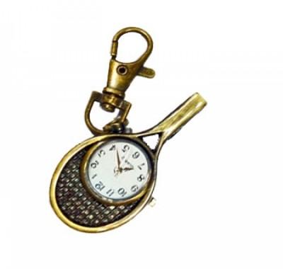 Брелок-часы Теннисная ракетка