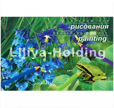 Альбом Лилия Холдинг А4 30л сутаж