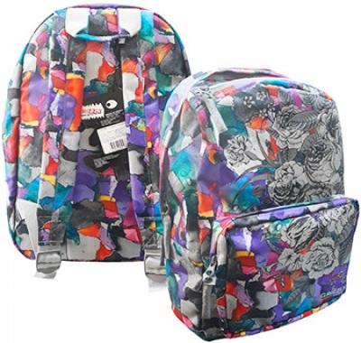 Рюкзак Grizzly 28*41*18см RD-830-1/3 акварель №4