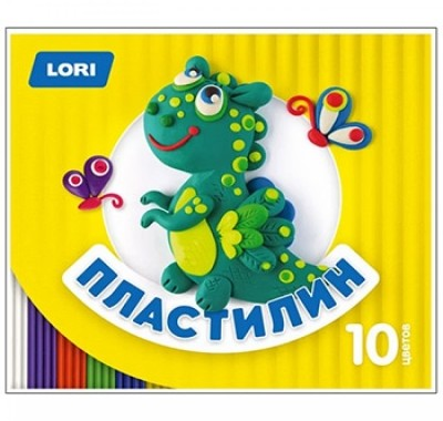 Пластилин Lori Детский