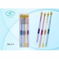 Ручка пиши-стирай Basir гелевая 0,5мм Princess синяя