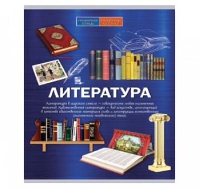 Тетрадь А5 48л Проф-Пресс Формула знаний
