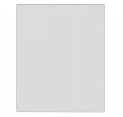 Обложка ПЭ 150мкм для тетрадей, поштучно