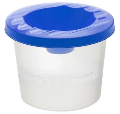 Стакан-непроливайка Стамм синий