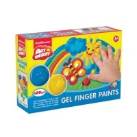 Краски пальчиковые Artberry 6банок* 100мл