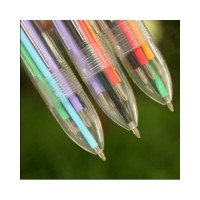 Ручка шариковая. 6-ти цветная